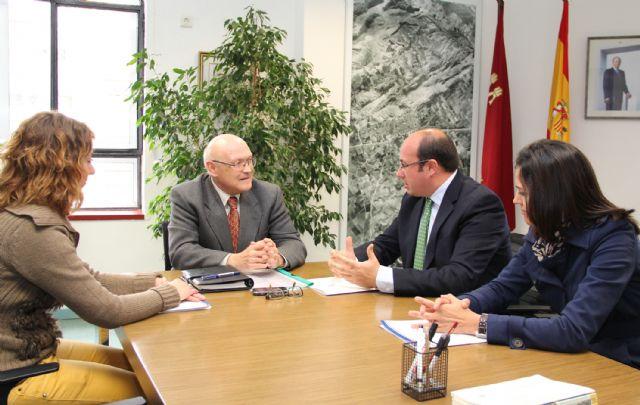 El Alcalde se reúne con el director general de Medio Ambiente para planificar nuevas medidas destinadas a la protección de los espacios naturales del municipio - 2, Foto 2