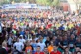 XXXIII media maratón Ciudad de Murcia y III primera vuelta