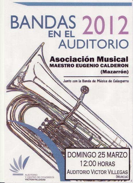 La banda de la Asociación Musical
