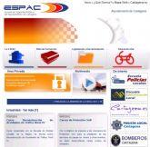 La ESPAC pone en marcha su propia web