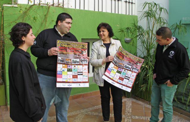 Puerto Lumbreras acoge este fin de semana el décimo Encuentro Juvenil de Bandas Tambores y Cornetas - 1, Foto 1