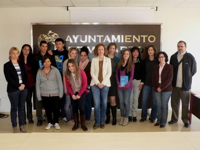 Entregados los premios de La Caza del Tesoro del proyecto Di.Cual - 1, Foto 1
