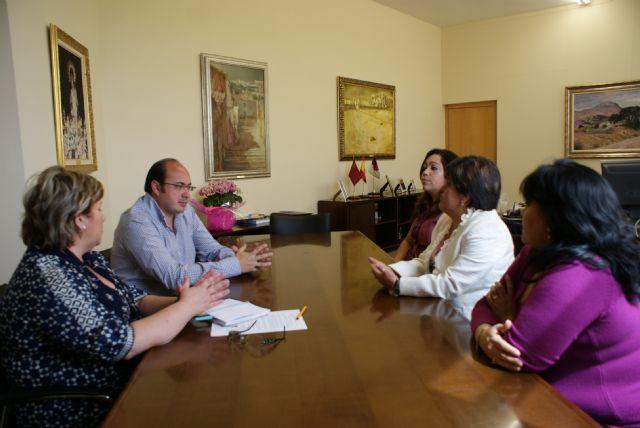 Puerto Lumbreras participa en el proyecto europeo DIAMI con el que se pretende reforzar la integración de la población inmigrante - 1, Foto 1