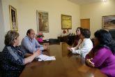 Puerto Lumbreras participa en el proyecto europeo 'DIAMI' con el que se pretende reforzar la integración de la población inmigrante