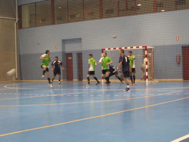 CFC lidera en solitario la clasificación de la liga local de fútbol sala - 1, Foto 1