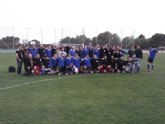 Victoria del Club de Rugby de Totana frente a Albox Rugby Club