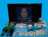 Detenidas tres personas por trafico de drogas