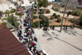 El Castillito de Los Dolores recibe durante el fin de semana 1.020 visitantes