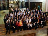 Emotivo homenaje de los cartageneros de Tarragona a la Virgen de la Caridad