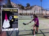 Récord de participación con cerca de 60 parejas inscritas en el II torneo de pádel Semana Santa 2012