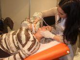 El alumnado del Programa de Cualificación Profesional Inicial 'Servicios auxiliares de estética' amplía sus conocimientos en el 20° Congreso Nacional de Estética