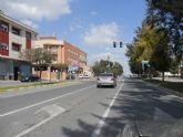 Totana cuenta desde la semana pasada con un sistema piloto y experimental de detección de infracciones en los semáforos de la Calle Alhama