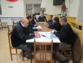 Reunión de los consejos territoriales de Roche y Portmán