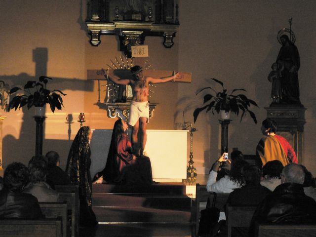 La coral Ars Antiqua cierra mañana la muestra cultural de Semana Santa - 1, Foto 1