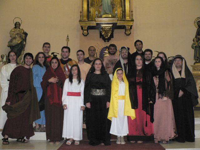 La coral Ars Antiqua cierra mañana la muestra cultural de Semana Santa - 2, Foto 2