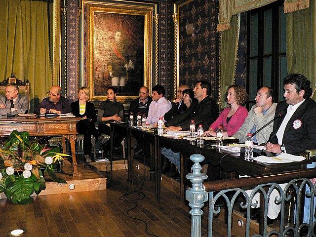El pleno aprueba de manera inicial una ordenanza para regular las vías y espacios públicos de Mazarrón, Foto 2