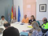 Reunión de la comisión de absentismo escolar