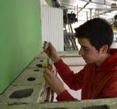 Los alumnos del programa de Cualificación Profesional de la ADLE empiezan las prácticas