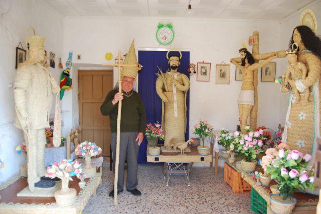 La procesión del Esparto estrena dos nuevas imágenes: San Pedro y San Cándido - 1, Foto 1