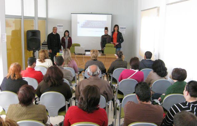 El Ayuntamiento de Puerto Lumbreras organiza seminarios prácticos para la Búsqueda Activa de Empleo - 1, Foto 1