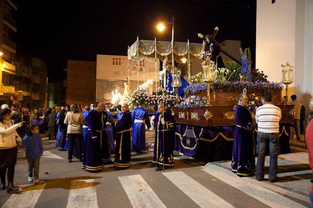 Puerto de Mazarrón espera con intensidad la celebración de la Semana Santa - 2, Foto 2