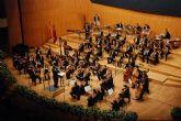 La Orquesta Sinfónica de la Región de Murcia interpreta el Réquiem de Mozart en El Batel