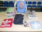 Cinco detenidos por un presunto robo en un comercio de Mazarr�n