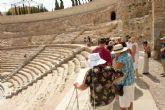 El Teatro Romano amplía su horario en Semana Santa