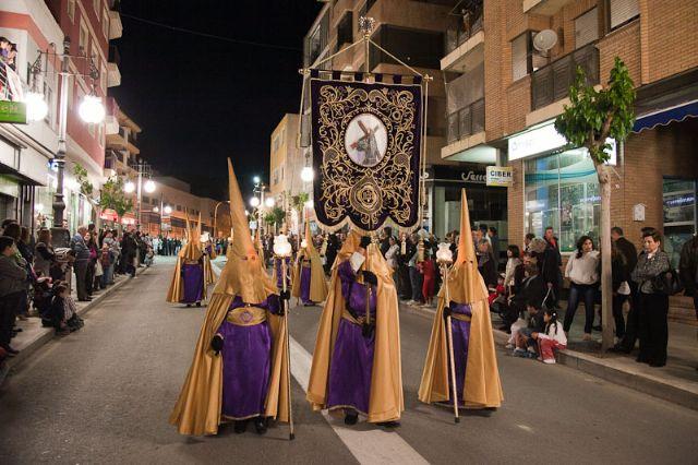 El pregón de este sábado abre la Semana Santa de Mazarrón - 1, Foto 1
