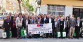 FECOAM  muestra a una delegación turca la agricultura y ganadería murciana