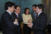 Medidas para agilizar el pago de las ayudas y la reconstrucción de edificios en Lorca
