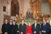La alcaldesa de Ibiza realiza un emotivo y multitudinario Pregón de la Semana Santa de Águilas 2012