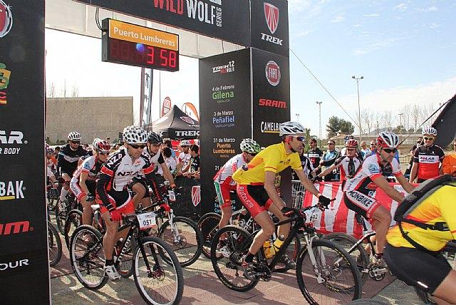 Más de 400 deportistas de toda España participan durante todo el día en la prueba nacional de resistencia TREK 12 WILD WOLF SERIES - 2, Foto 2