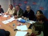 González Tovar recrimina a Valcárcel que 'el Gobierno del PP haya renunciado al Plan Lorca'