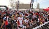 Más de 400 deportistas de toda España participan durante todo el día en la prueba nacional de resistencia 'TREK 12 WILD WOLF SERIES'