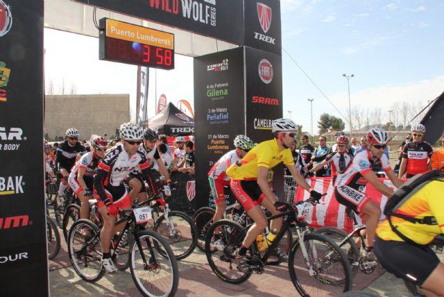 Más de 400 deportistas de toda España participaron en la prueba nacional de resistencia TREK12 WILD WOLF en Puerto Lumbreras - 2, Foto 2