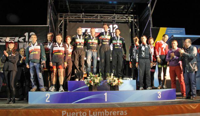 Más de 400 deportistas de toda España participaron en la prueba nacional de resistencia TREK12 WILD WOLF en Puerto Lumbreras - 5, Foto 5