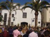Las procesiones de Las Palmas y Jesús Triunfante centran los actos del Domingo de Ramos