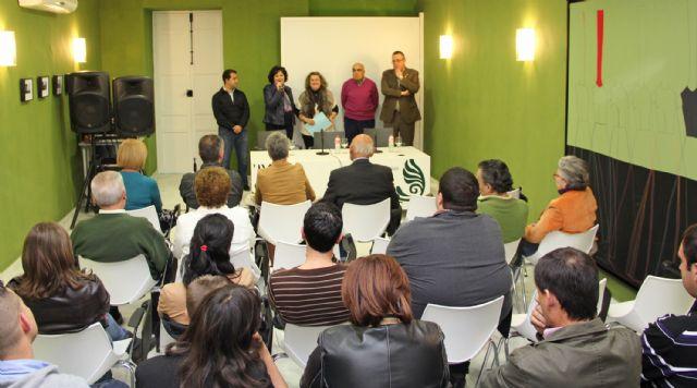 Conferencia sobre la Tradición Cofrade en Puerto Lumbreras - 1, Foto 1