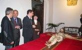 Cultura restaura el Cristo de las Isabelas de Salzillo