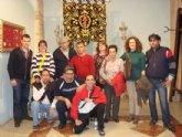 Los usuarios del Servicio de Apoyo Psicosocial visitan la sede del Ilustre Cabildo Superior de Procesiones