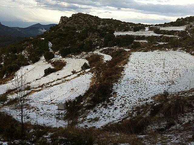 Tremenda granizada en Moratalla - 2, Foto 2