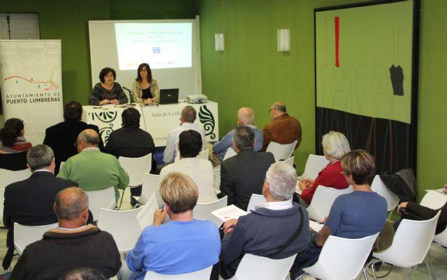 Puerto Lumbreras presenta el proyecto de mejora de calidad a las empresas del sector turístico - 1, Foto 1
