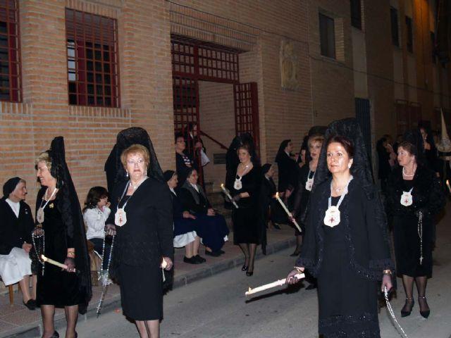 La procesión de la penitencia con la Macarena y el Cristo de Medinaceli - Martes Santo - 2, Foto 2