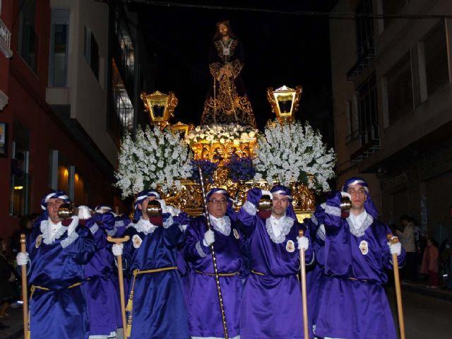 La procesión de la penitencia con la Macarena y el Cristo de Medinaceli - Martes Santo - 3, Foto 3