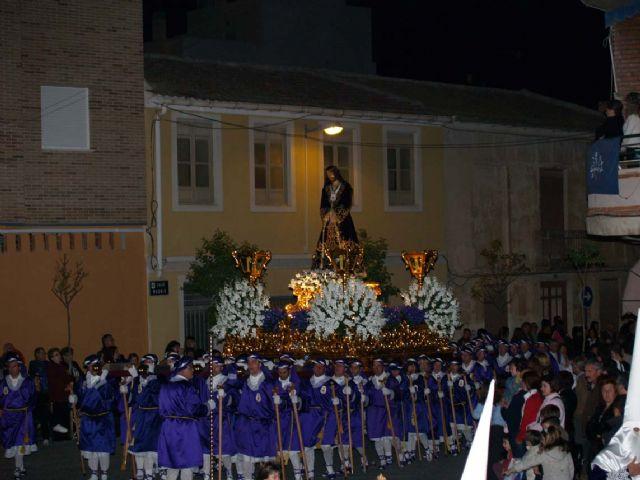 La procesión de la penitencia con la Macarena y el Cristo de Medinaceli - Martes Santo - 4, Foto 4