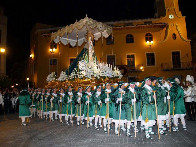 La procesión de la penitencia con la Macarena y el Cristo de Medinaceli - Martes Santo - 5, Foto 5