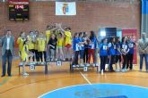 Final regional del campeonato de 'Jugando al atletismo'