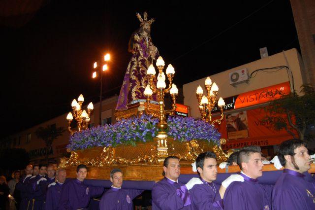 El Jesús Cautivo y la Esperanza Macarena dan sentimiento al Martes Santo torreño - 2, Foto 2