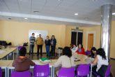 Dieciséis jóvenes de Alguazas aprenden en un taller técnicas cinematográficas